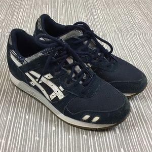 Asics Blue Gel Lyte III Shoes
